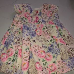 Baby Girl's size 18 months dress.